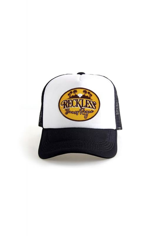 Reckless Trucker Cap James Reyne Offical Merchandise