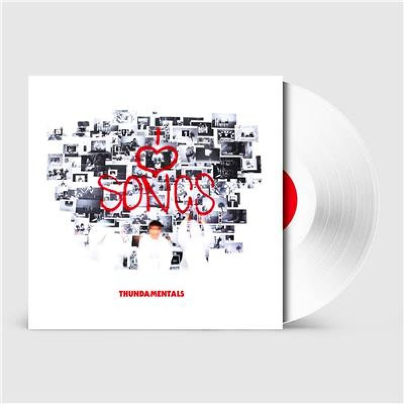 I Love Songs (Limited Edition 180gm White Vinyl)