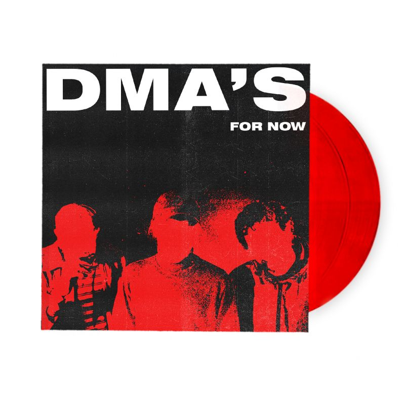 DMA'S 'For Now' Limited Edition Red Vinyl