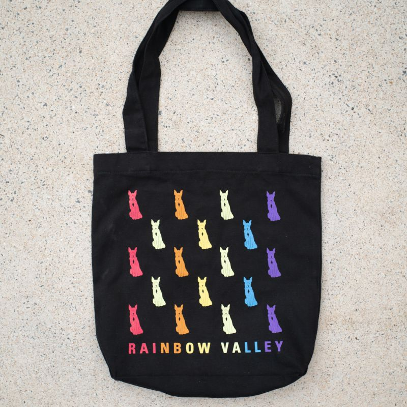 Rainbow Valley - Tote Bag