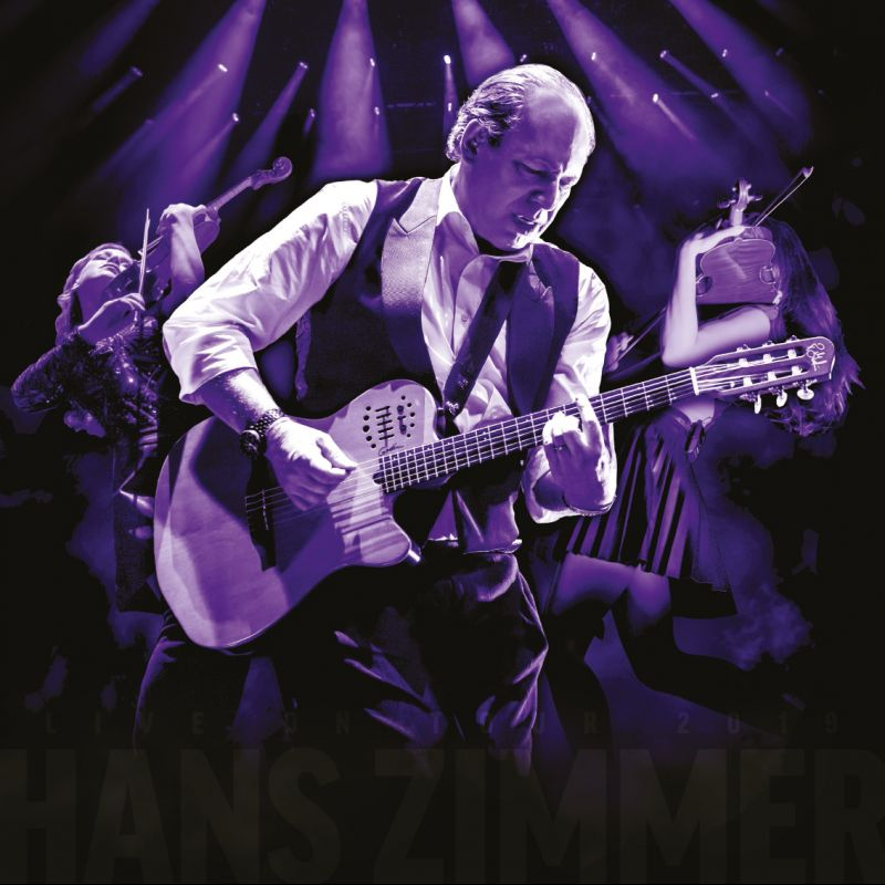 Hans Zimmer Tour Program