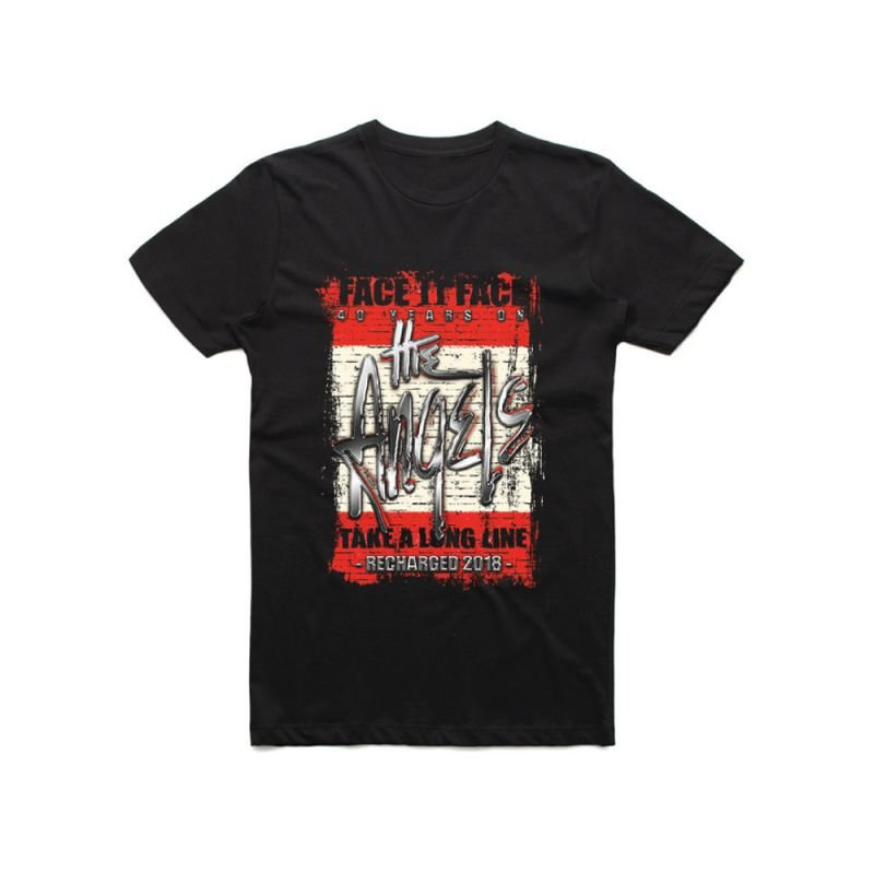 Brickwall Black Tshirt