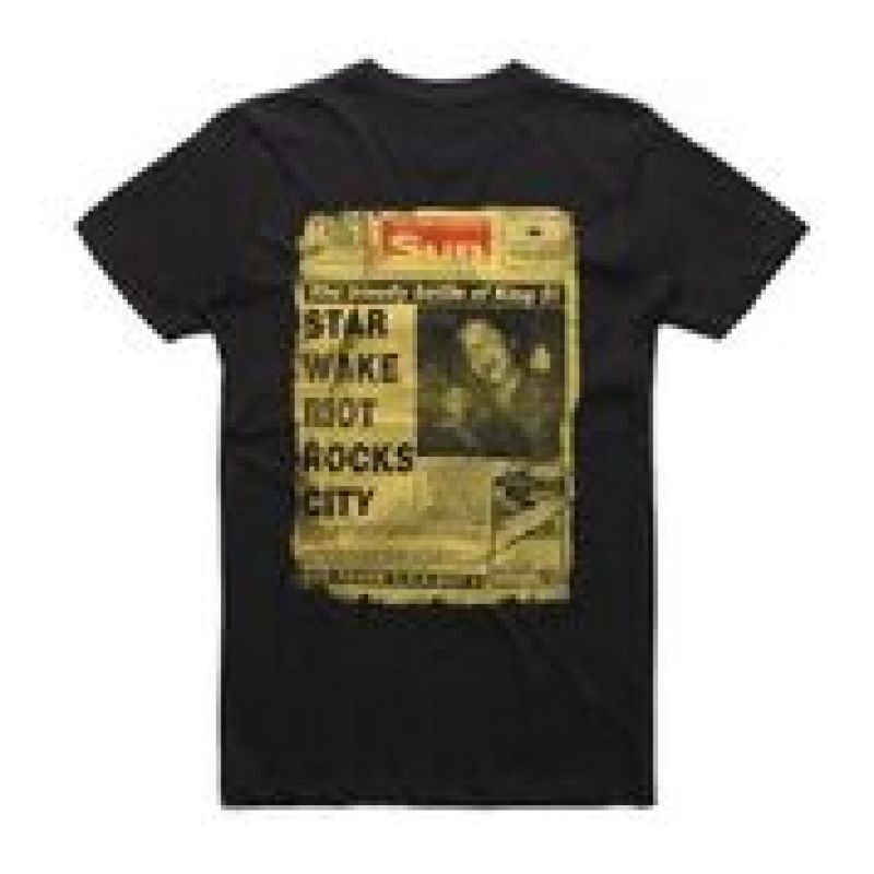 Star Hotel Black Tshirt