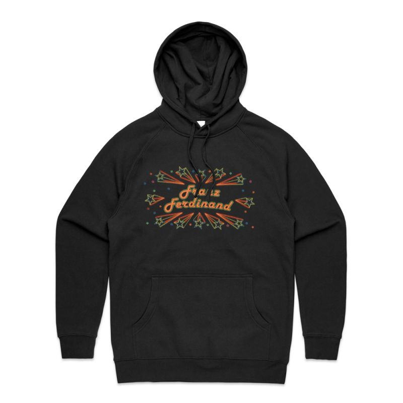 Barrowlands Black Hoody