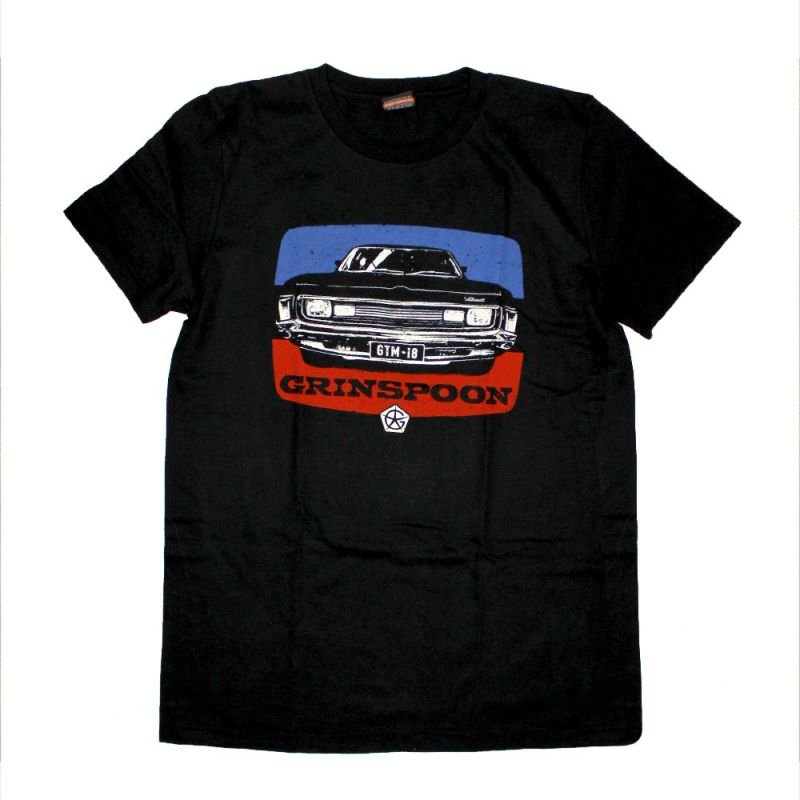 Charger Groovin The Moo 2018 Black Tshirt