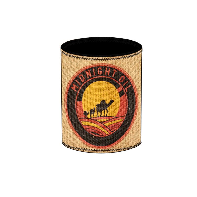 Camel Train Stubby Holder