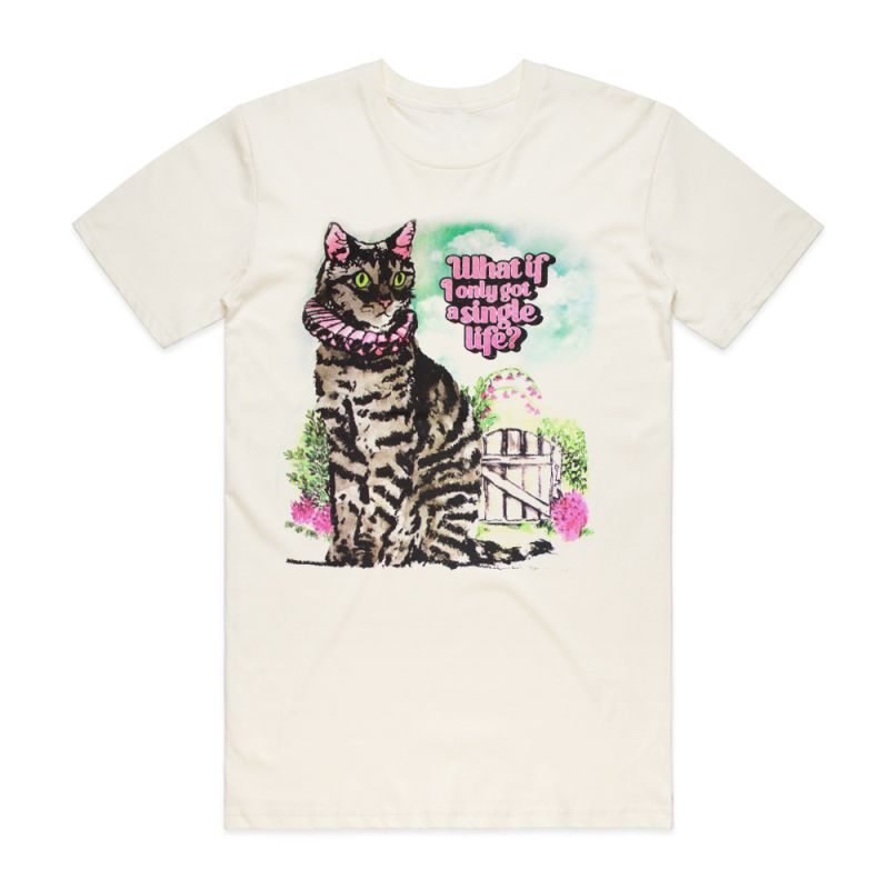 Cat Natural Tshirt