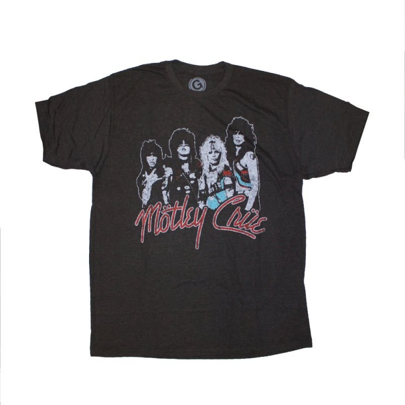 Final Tour Vintage Black Tshirt