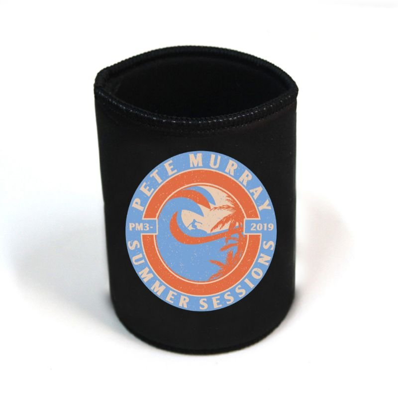 Summer Sessions Black Stubby Holder