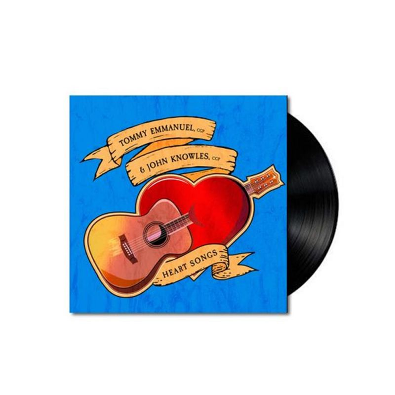 Heart Songs LP (Vinyl)