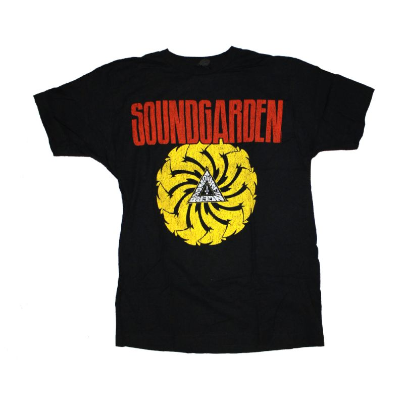 Bad Motorfinger Black Tshirt