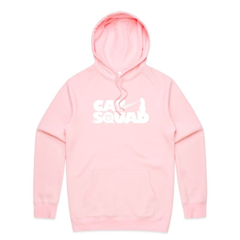 New Catsquad design hoodie (Multiple Colors Available)