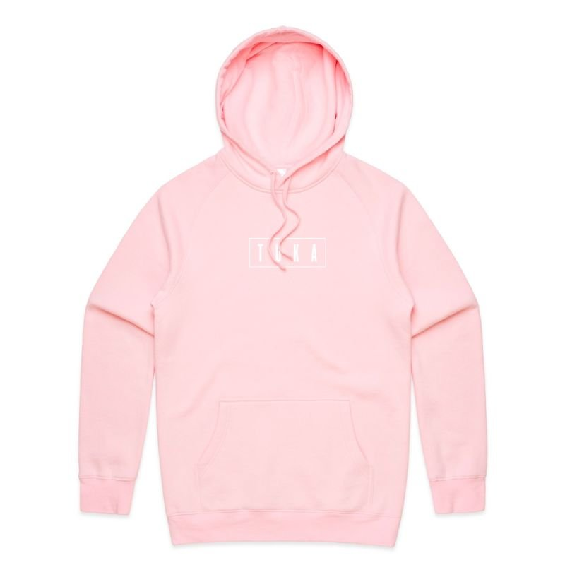 TUKA logo hoodie (Multiple Colors Available)