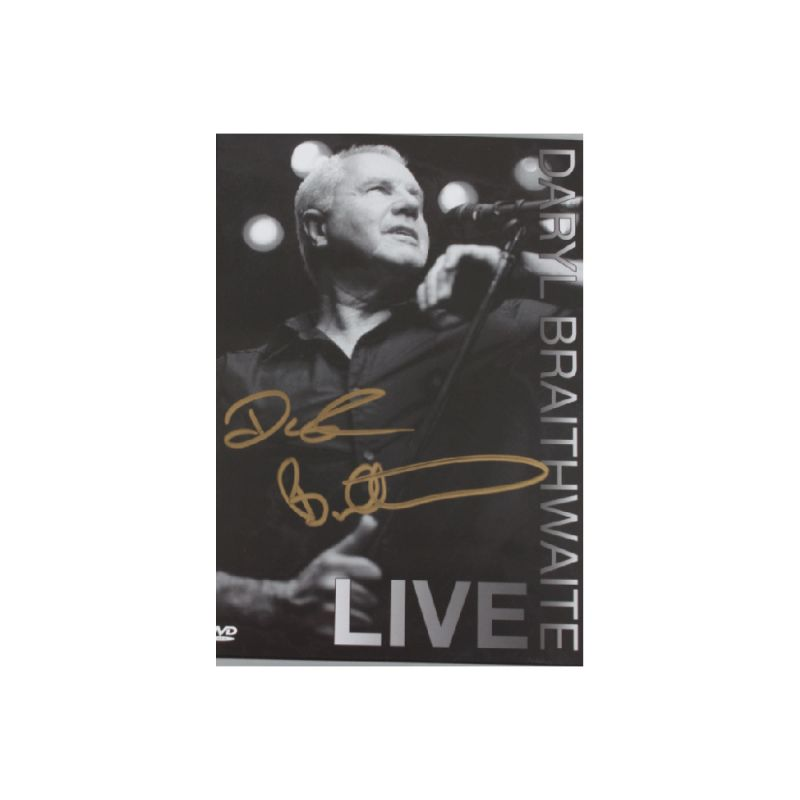 Live DVD - Limited Signed Copies