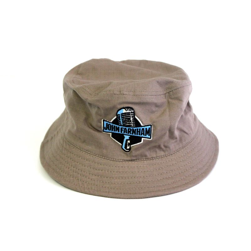 The Voice Bucket hat
