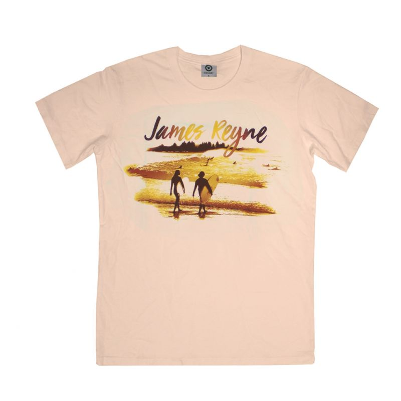 Sunset Natural Tshirt